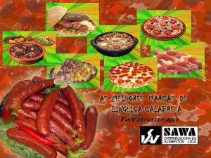 Calabresa Empresa: Sawa Alimentos