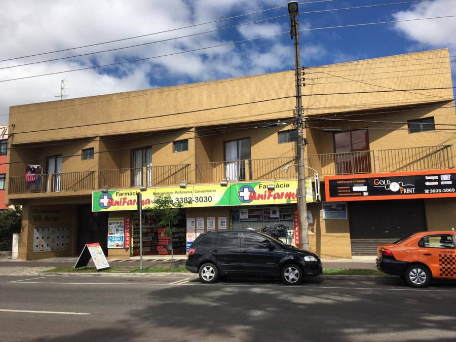 apartamentos para alugar em saojosedospinhais centro