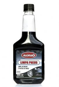 O Limpa Pneus Radnaq foi desenvolvido para ser utilizado…