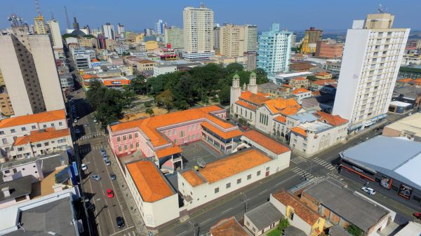 Centro - Col. Estadual Regente Feijó