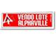 Vendo Lote Alphaville , cliente desde 24/07/2014