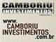 Cambori� Investimentos Imobili�rios, cliente desde 01/09/2014