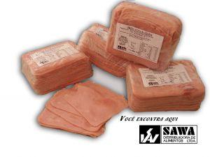 Presunto e apresuntado Empresa: Sawa Alimentos
