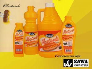 Mostarda Calcutá Empresa: Sawa Alimentos