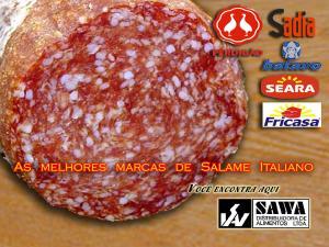 Salame Italiano Empresa: Sawa Alimentos