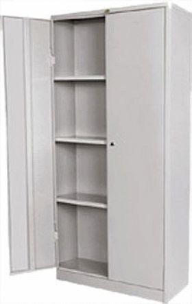 Armário de Aço Com 02 portas modelo 407