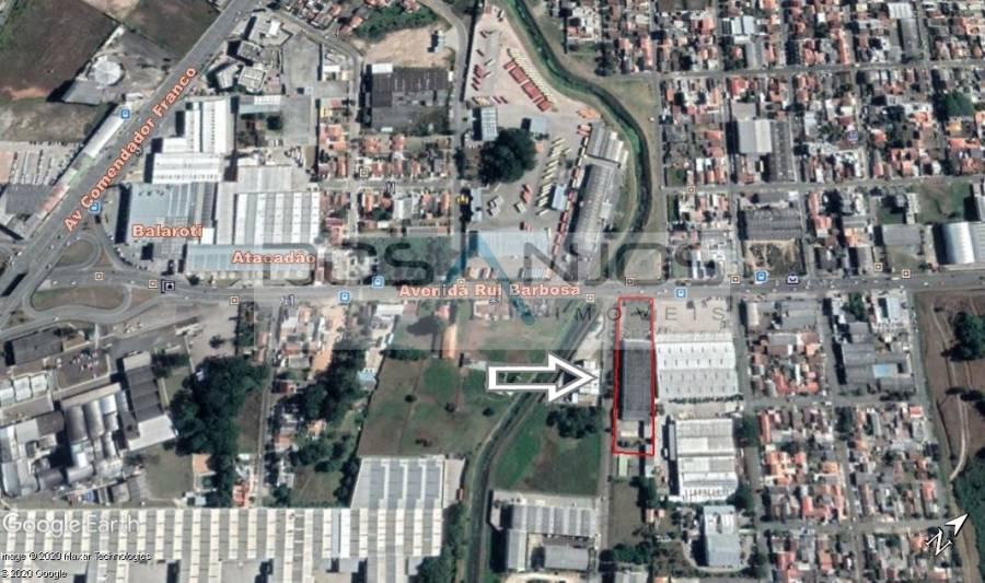 BARRACÃO / LOJA / ARMAZÉM - CENTRAL - SÃO JOSÉ DOS PINHAIS