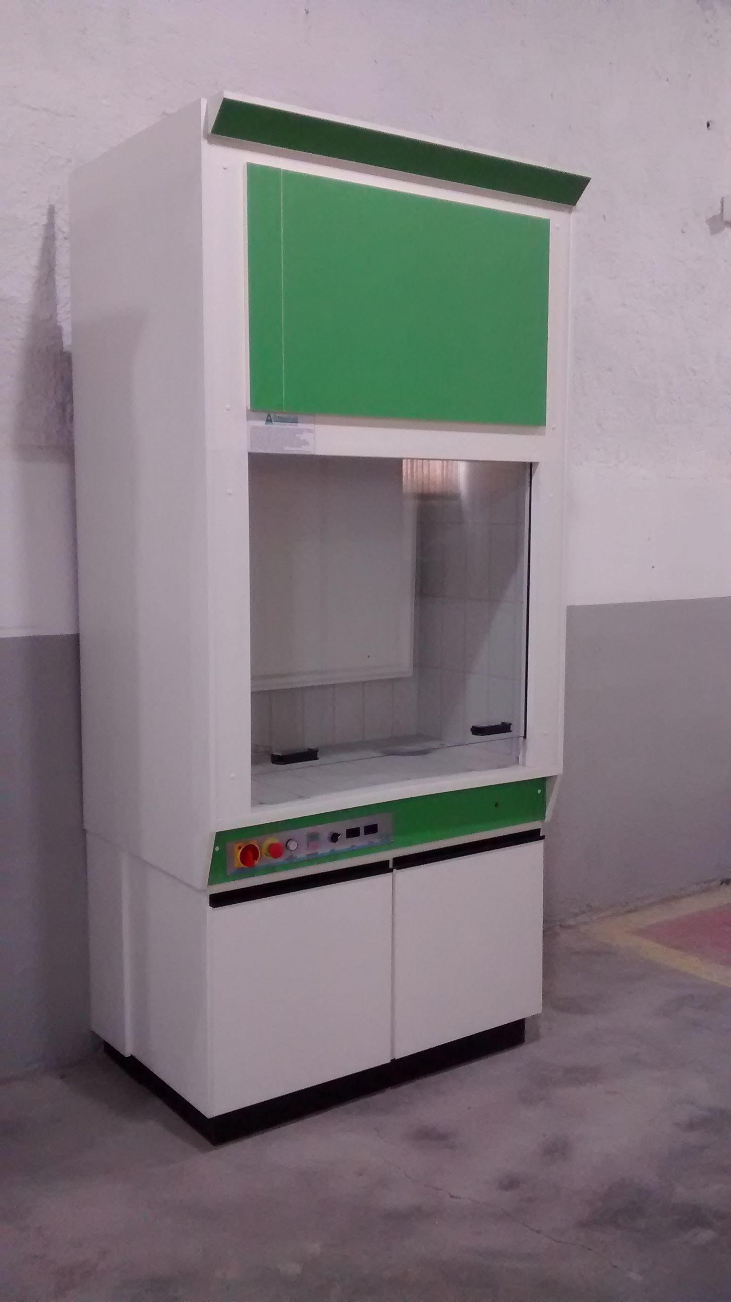 Foto do produto Capelas Industriais
