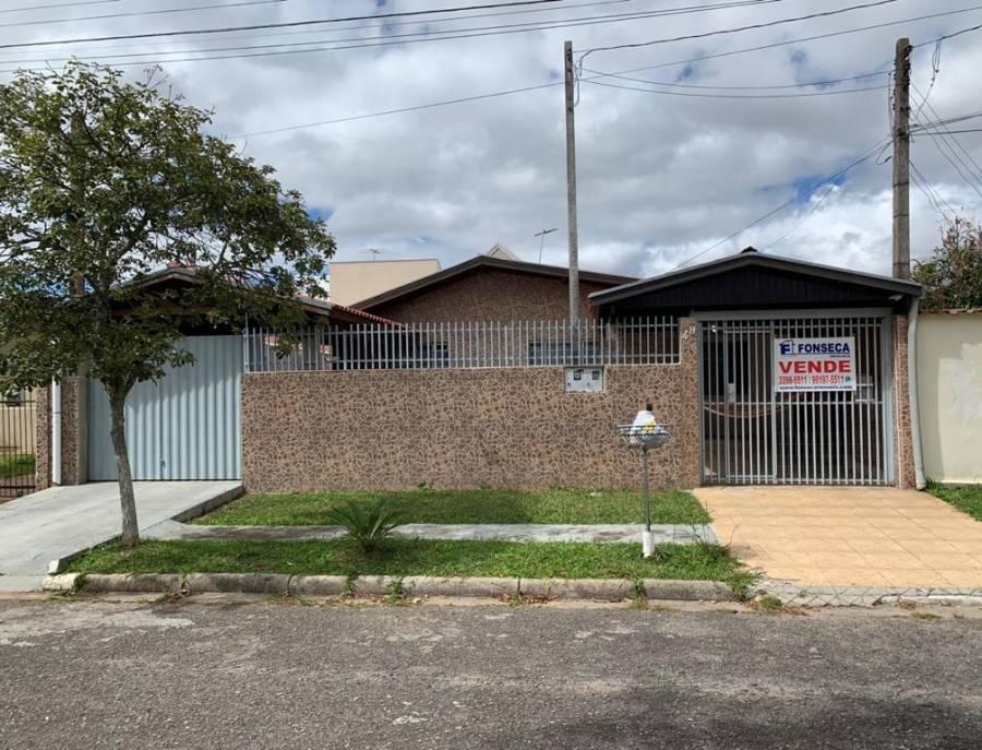 Casa 80 m² (02 quartos) + Sobrado /Conjunto Urano
