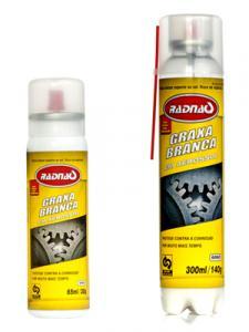 A Graxa Branca Radnaq é um lubrificante de alta qualidade…