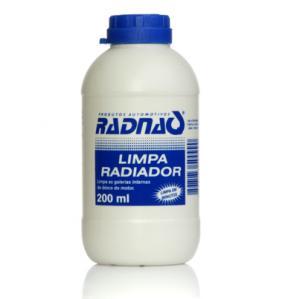 O Limpa Radiador foi desenvolvido exclusivamente para…