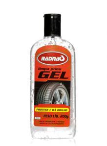 O Limpa Pneus Gel Radnaq foi desenvolvido especialmente…