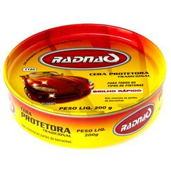 Cera Protetora Radnaq foi desenvolvida com tecnologia…