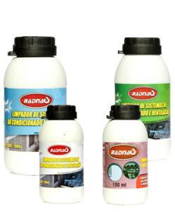O produto foi desenvolvido para a realização da higienização…