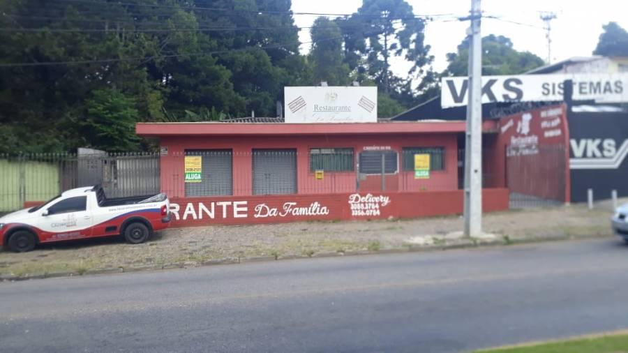 CASA RESTAURANTE - SANTA CANDIDA - CURITIBA