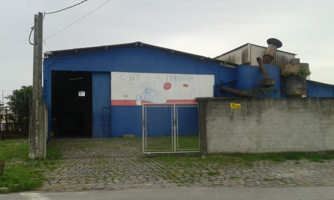 BARRACÃO JARDIM SANTA ROSA