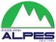 logo Imobiliária Alpes