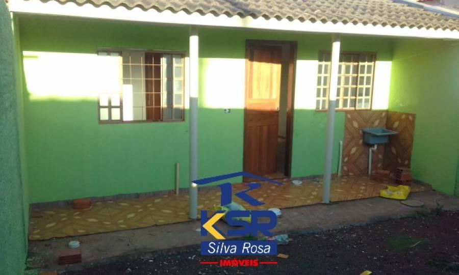 CASA COM 2 DORMITÓRIOS - CAMPO MOURÃO