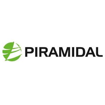 Logomarca da empresa Piramidal