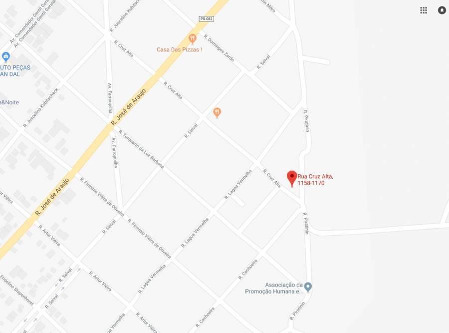 Venda - Casa - 2 quartos - 69,16m² - CIDADE GAUCHA
