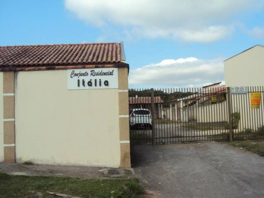 Venda - Casa - 2 quartos - 48,40m² - PARANAGUÁ