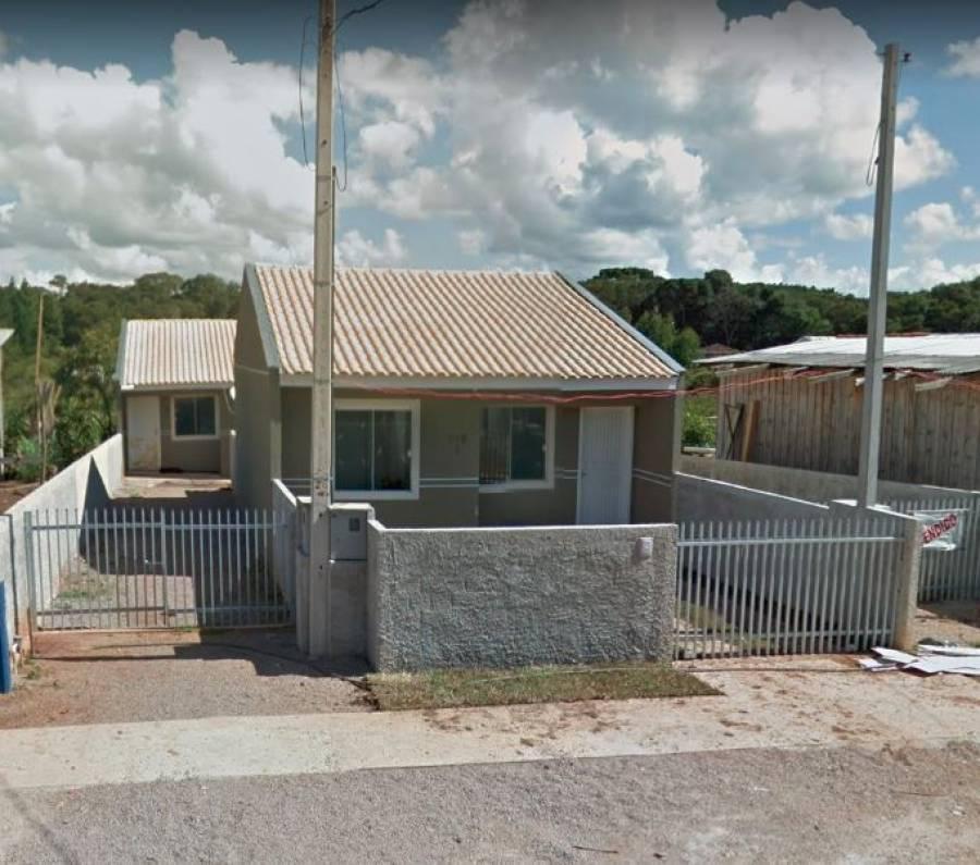 Venda - Casa - 2 quartos - 48m² - Tijucas do Sul
