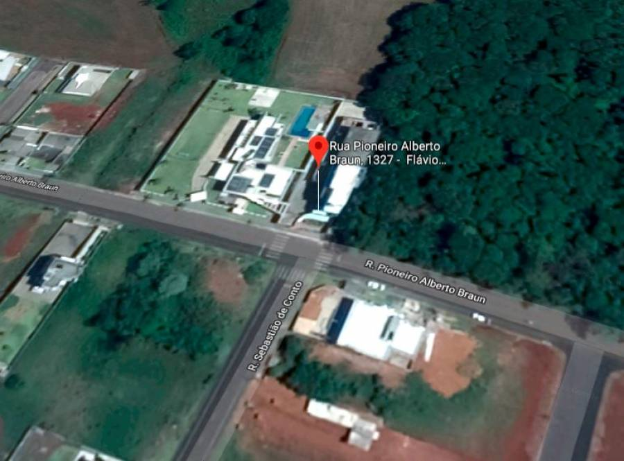 Venda - Casa - 3 quartos - 1.380,97m² - PATO BRANCO