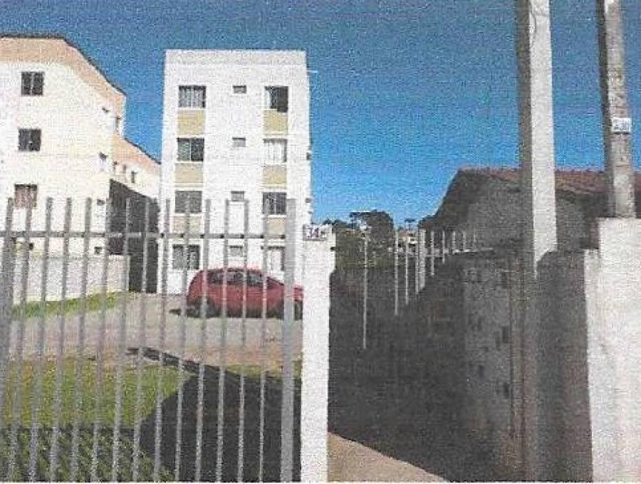 Venda - Apartamento - 2 quartos - 45,83m² - COLOMBO