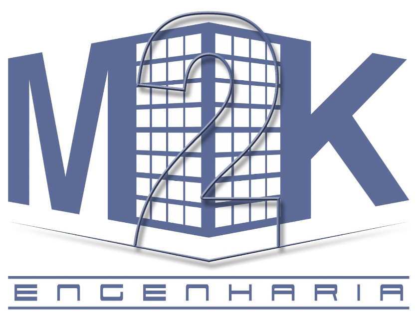 Logotipo da empresa Construtora M2K