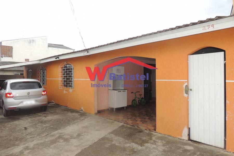 Casa com 4 dormitórios à venda, Aprox. 150 m² – Rua Antônio Kierski, 279 – Atuba – Colombo/PR