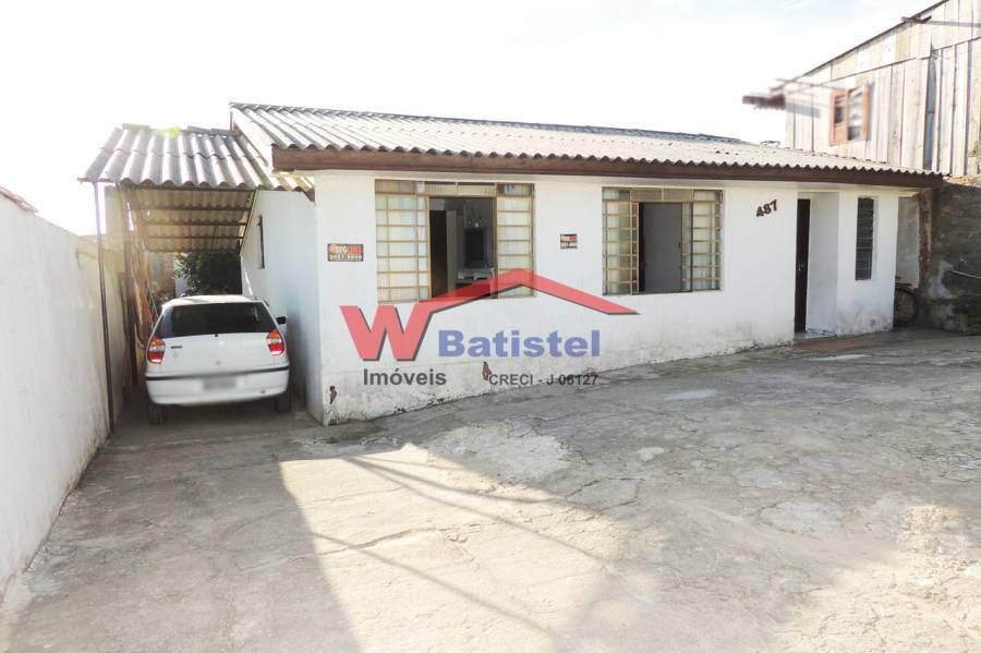 Casa com 3 dormitórios à venda, 100,00 m² - R$ 250.000,00 – Rua São João Batista, 487 – Fátima – Colombo/PR