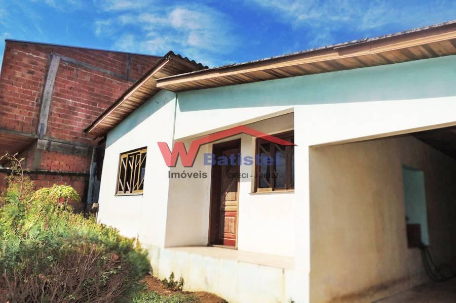 Casa com 3 dormitórios à venda, 116,65 m² - R$ 310.000,00 – Rua Ângelo Dalprá, N°112 – São Gabriel – Colombo/PR