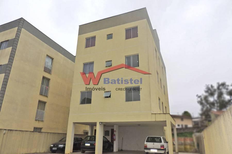 Apartamento com 2 dormitórios à venda, 43,43 m² Útil por R$ 135.000,00 – Rua Frei Santa Rita Durão nº 69 – Guarani – Colombo/PR