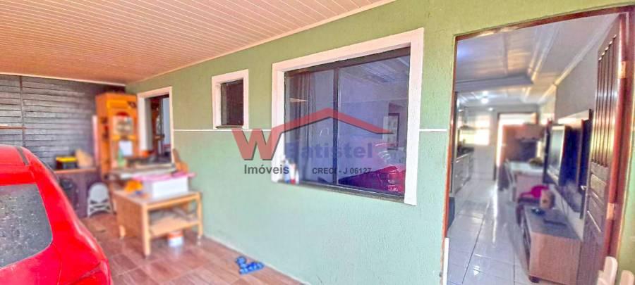 Casa com 3 dormitórios à venda, 58,36 m² R$193.000,00 - Rua Verginia Betinardi Dalprá N°171 – São Gabriel - Colombo/PR