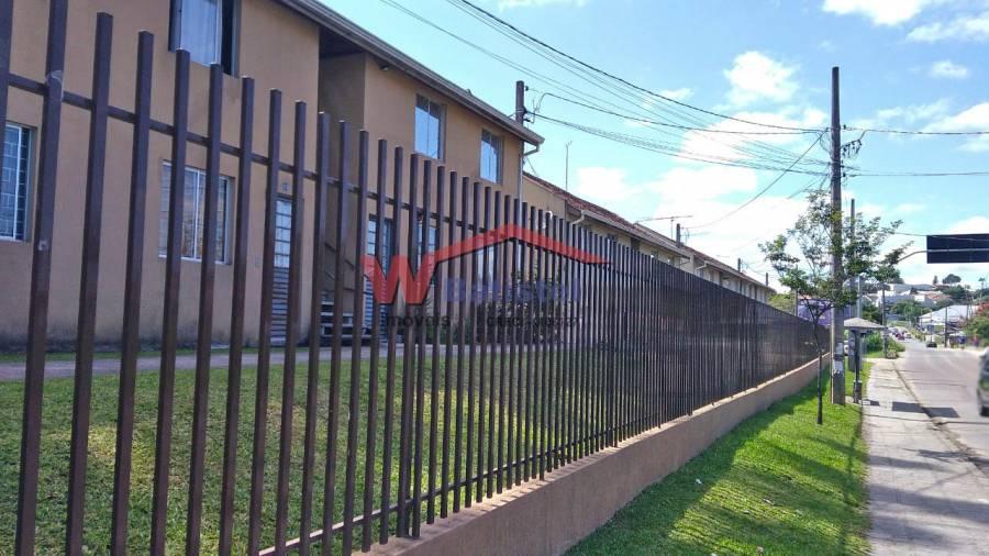 Apartamento com 2 dormitórios à venda, 38,03 m² Útil por R$ 140.000,00 – Estrada Das Olarias nº1631 – Santa Cândida – Curitiba/PR