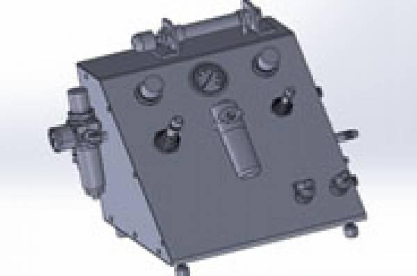 Protótipos de componentes projetados
