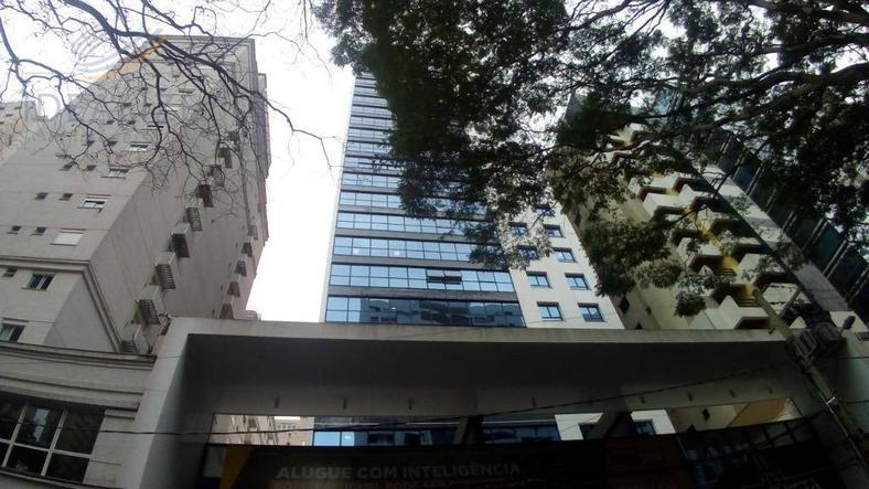 Sala comercial localizado no Centro de Curitiba, Mercês - Curitiba/PR