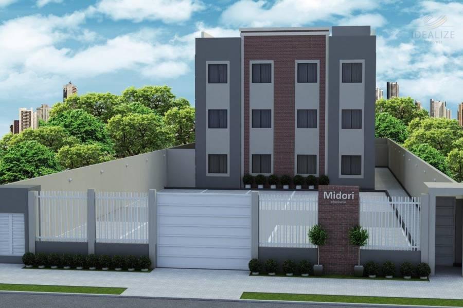 Apartamento em construção com 03 dormitórios.