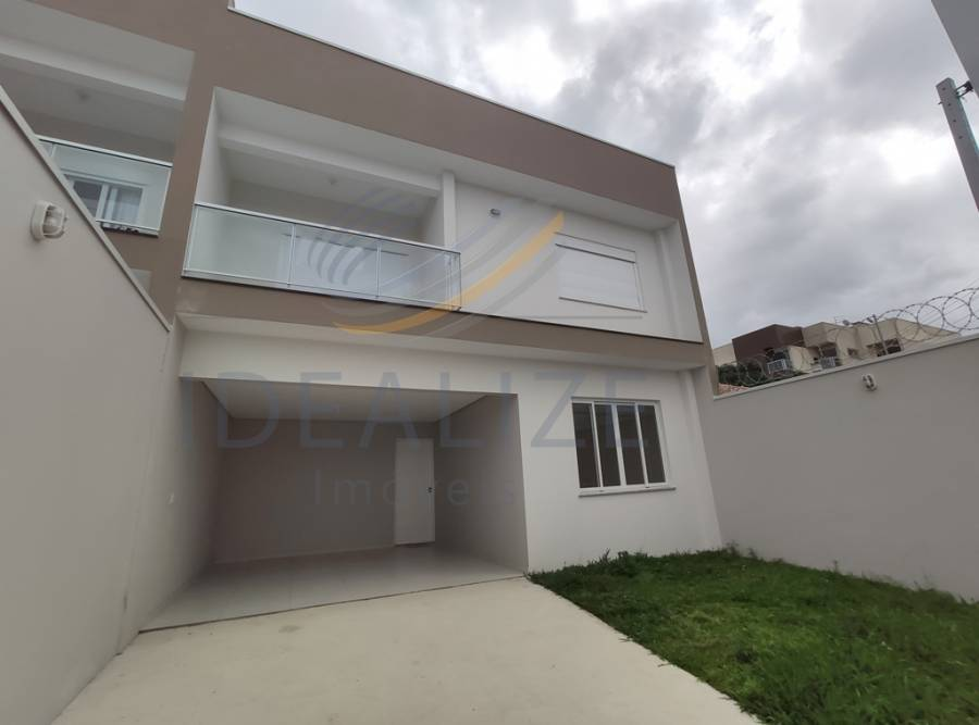 Sobrado com suite e closet no Cidade Jardim - São José dos Pinhais