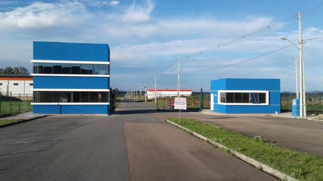 Terrenos em Condomínio Empresarial em Fazenda Rio Grande