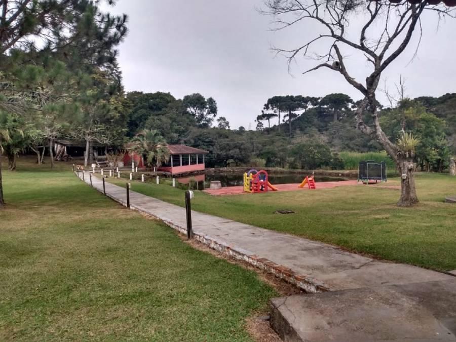 Linda Chácara - Campo Largo da Roseira - SJP