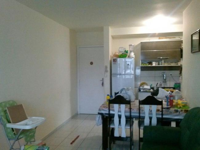 RO-CAMBORIU-64| Apartamento com dois dormitórios, sala para