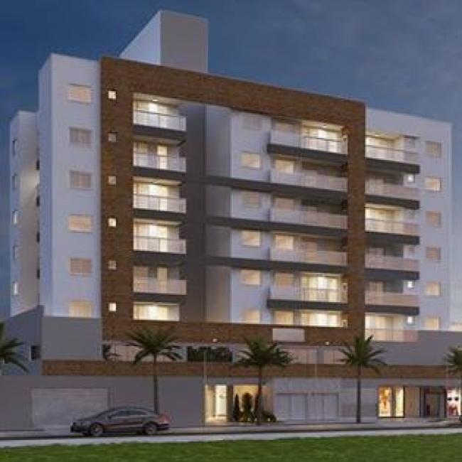 JA-CAMBORIU-18 Lindo apartamento com 02 dormitórios.