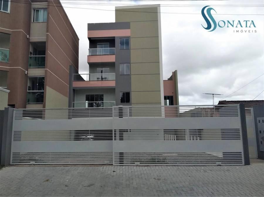 Apartamento com 2 quartos à venda, 60 m² por R$ 195.000 - Afonso Pena - São José dos Pinhais/PR