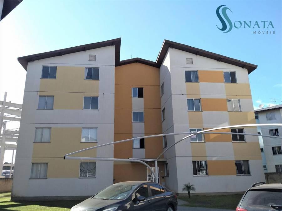 Apartamento com 2 quartos, 44 m² à venda por R$ 135.000 - Afonso Pena, São José dos Pinhais PR
