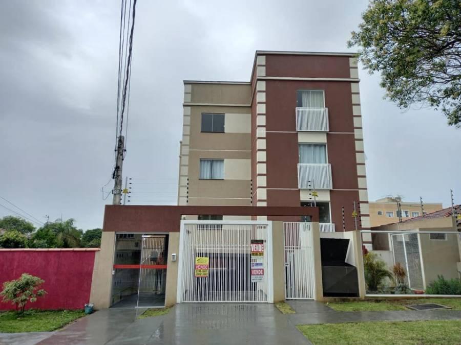 Vende-lindo apartamento semi-mobiliado - Jd. Cruzeiro - São José dos Pinhais