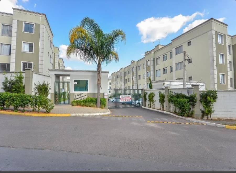 Apartamento para Venda-Bairro Bom Jesus -São José dos Pinhais / PR